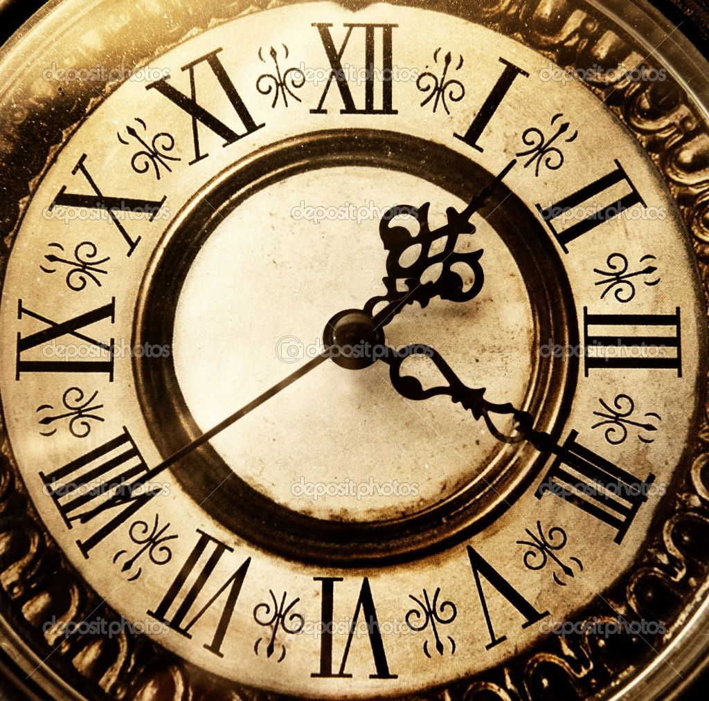 Old fashioned clock with world clipart image library download Old Clocks | Old antique clock | Stock Photo © Andrejs ... image library download