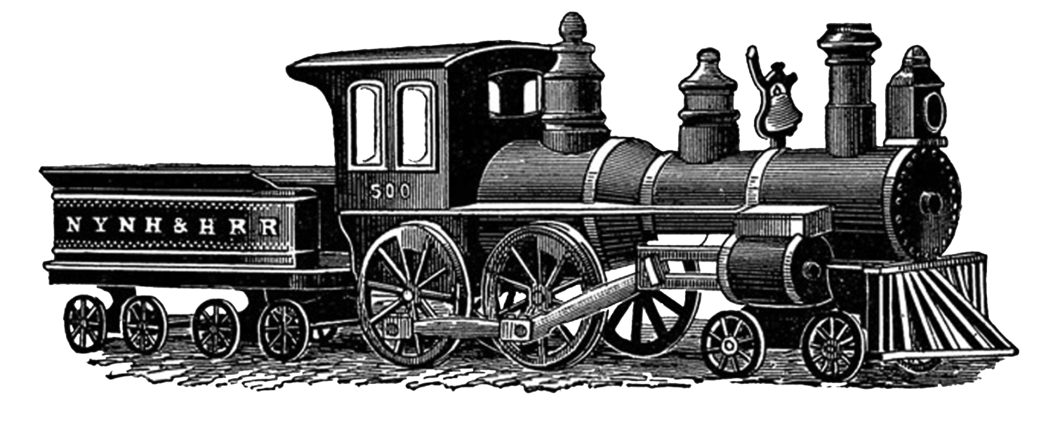 Old fashioned train clipart jpg FREE ViNTaGE DiGiTaL STaMPS**: Free Digital Stamp - Vintage ... jpg