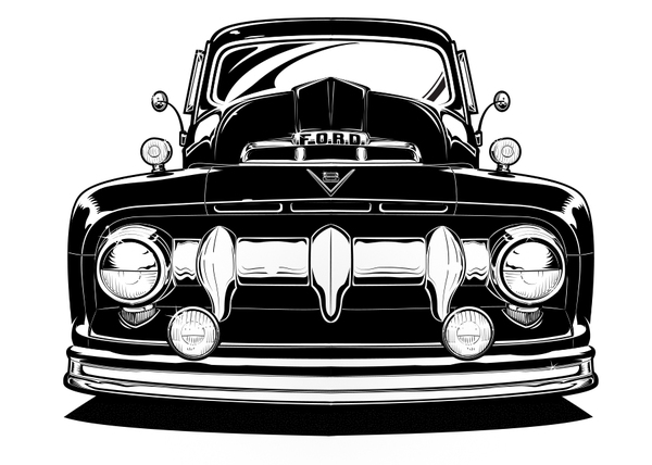 Old ford clipart graphic freeuse download Free Classic Ford Cliparts, Download Free Clip Art, Free ... graphic freeuse download