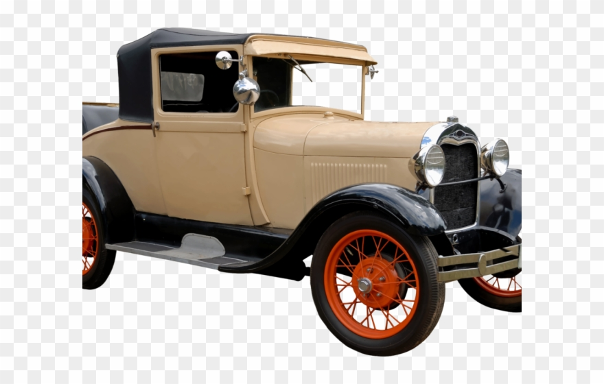 Old ford clipart png royalty free library Ford Clipart Old Automobile - Car - Png Download (#1584532 ... png royalty free library