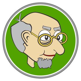 Old geezer getting to finish line clipart banner black and white Grumpy Old Man Studios (stevegreengrumpyoldmanstudiosc) on ... banner black and white