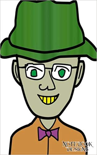 Old geezer getting to finish line clipart graphic transparent stock Amazon.com: Notebook Designs: Cartoon Old Man Journal/Diary ... graphic transparent stock