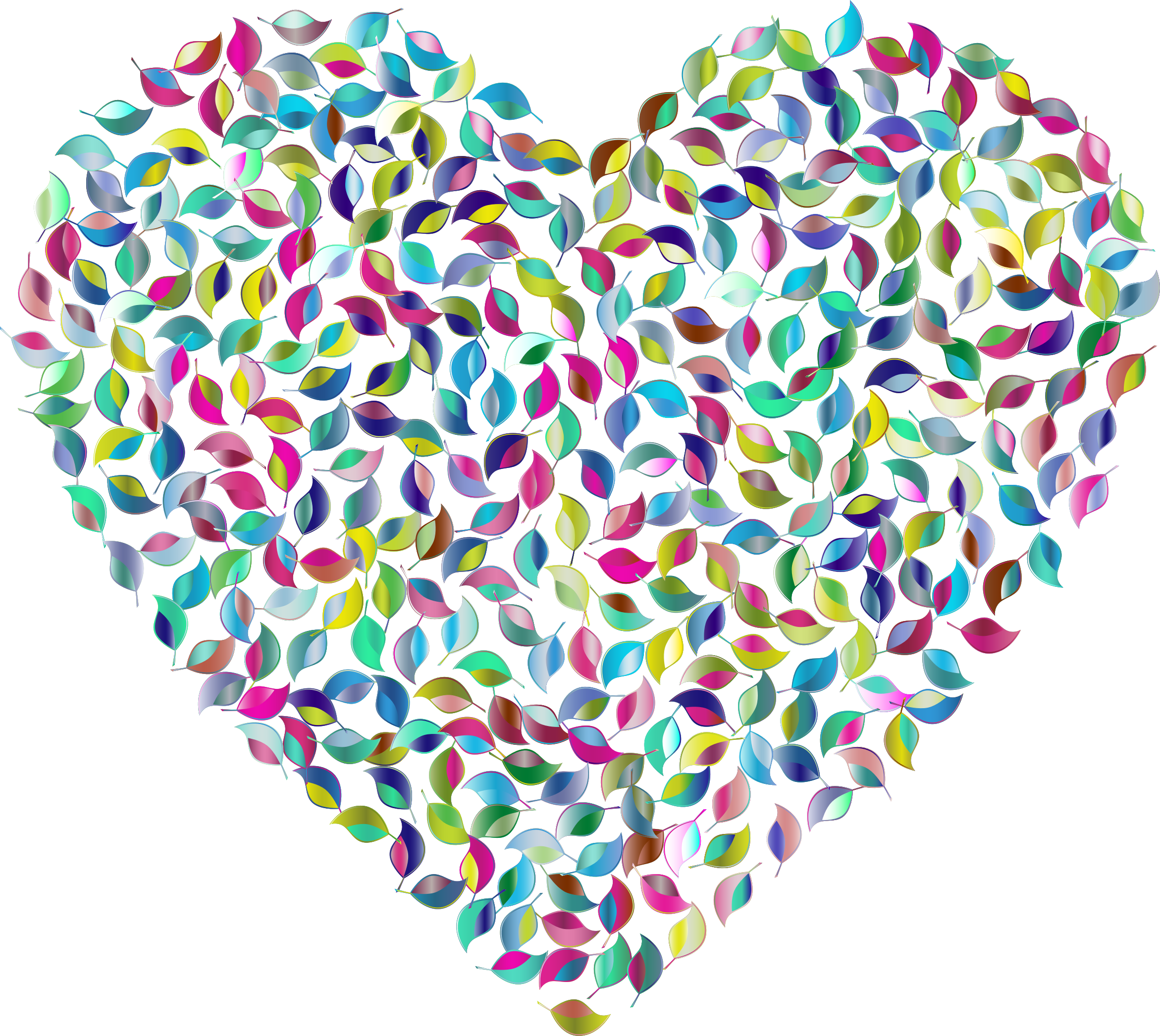 Old heart clipart picture royalty free stock Clipart - Prismatic Green Heart 3 No Background picture royalty free stock