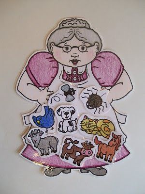 Old lady who swallowed a fly clipart banner download I Know An Old Lady Who Swallowed A Fly printable. Laminate and put ... banner download