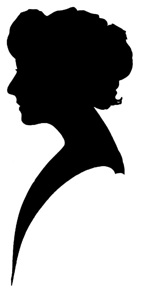 Old lady with hat black and white clipart picture free stock Pinterest picture free stock