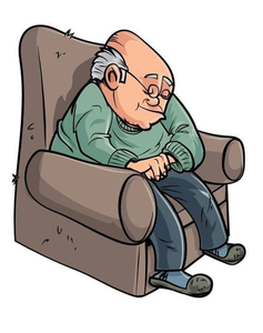 Old man in chair clipart png free download Old Man Cartoon Clipart | Free Images at Clker.com - vector ... png free download