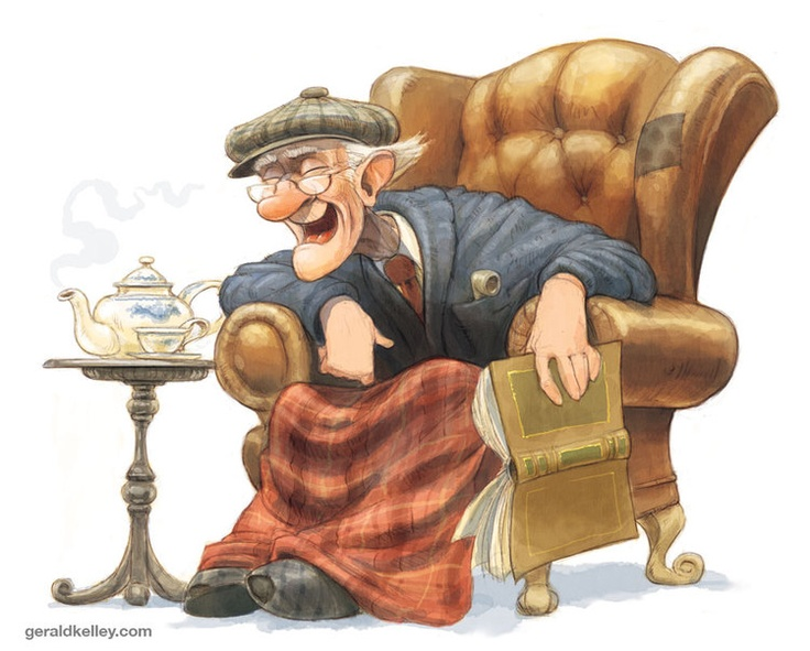 Old man laughing clipart clipart black and white 10+ images about old man on Pinterest | Golf lessons, Old men and ... clipart black and white