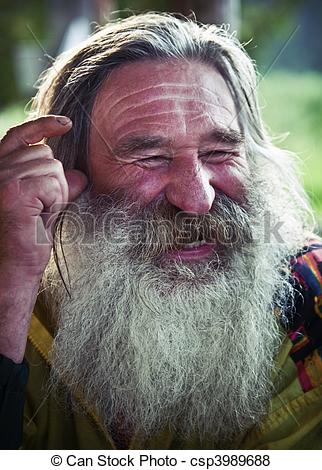 Old man laughing clipart clip freeuse Pictures of laughing old man - portrait of laughing old man with ... clip freeuse
