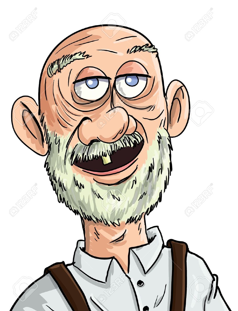 Old man laughing clipart banner library Laughing old man clipart - ClipartFox banner library