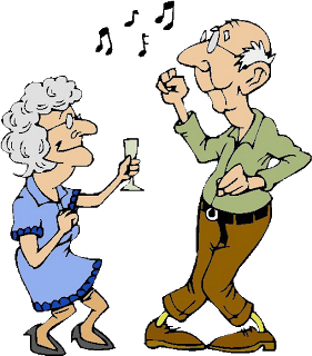 Old man laughing clipart funny clipart Jokes And Laughter: An old married couple no sooner hit the ... clipart