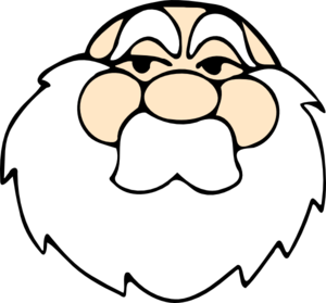 Old man with beard clipart banner Old man with beard clipart clipartfox - Clipartix banner