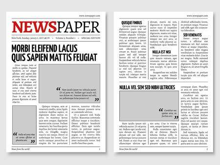 Old newspaper clipart jpg royalty free download Old newspaper clipart 6 » Clipart Portal jpg royalty free download
