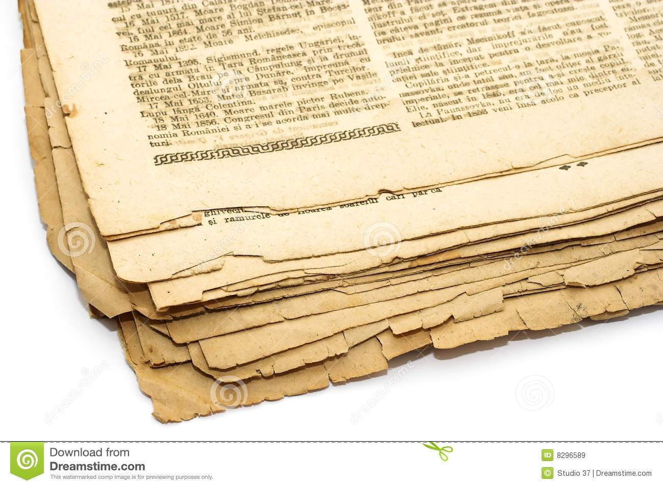 Old newspaper clipart picture royalty free Old newspaper clipart 2 » Clipart Portal picture royalty free