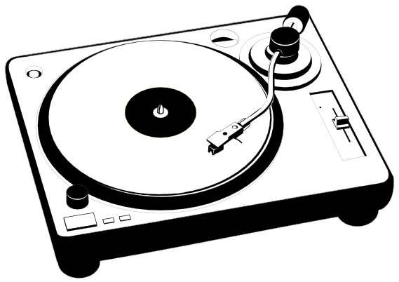 Record player clipart free jpg royalty free library Gallery For > Vintage Record Player Clipart | CM Programming ... jpg royalty free library