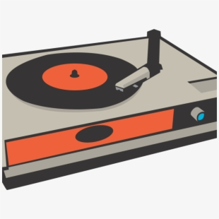 Old record player clipart graphic black and white library Record Clipart 70\'s - Record Players In The 70\'s #1059288 ... graphic black and white library