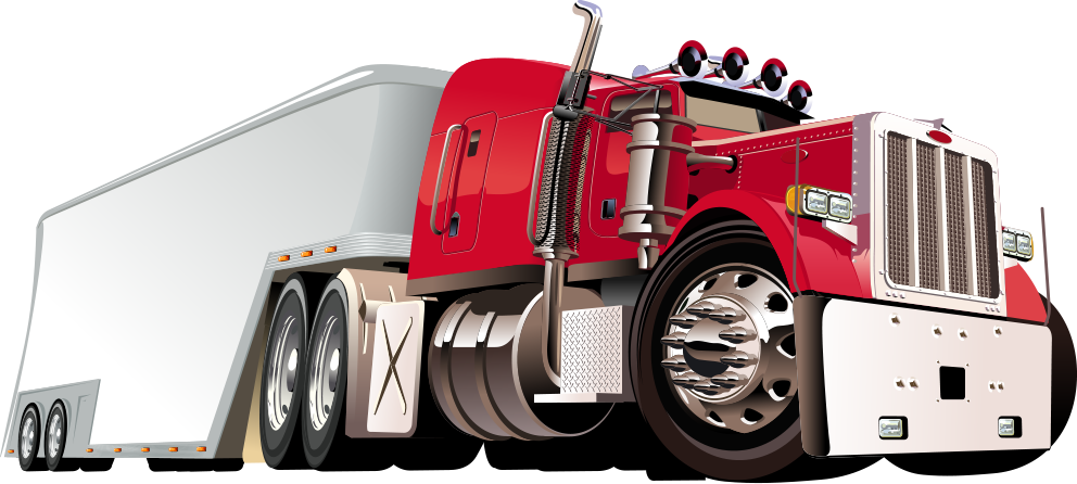 Old red truck png free clipart vector clip art download Car Christmas Truck Illustration - Vector car png download ... clip art download