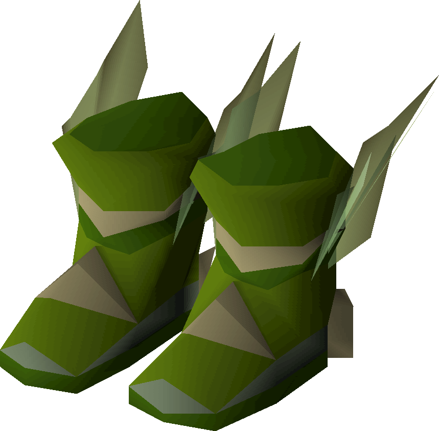 Old school clipart picture library download Image - Pegasian boots detail.png | Old School RuneScape Wiki ... picture library download