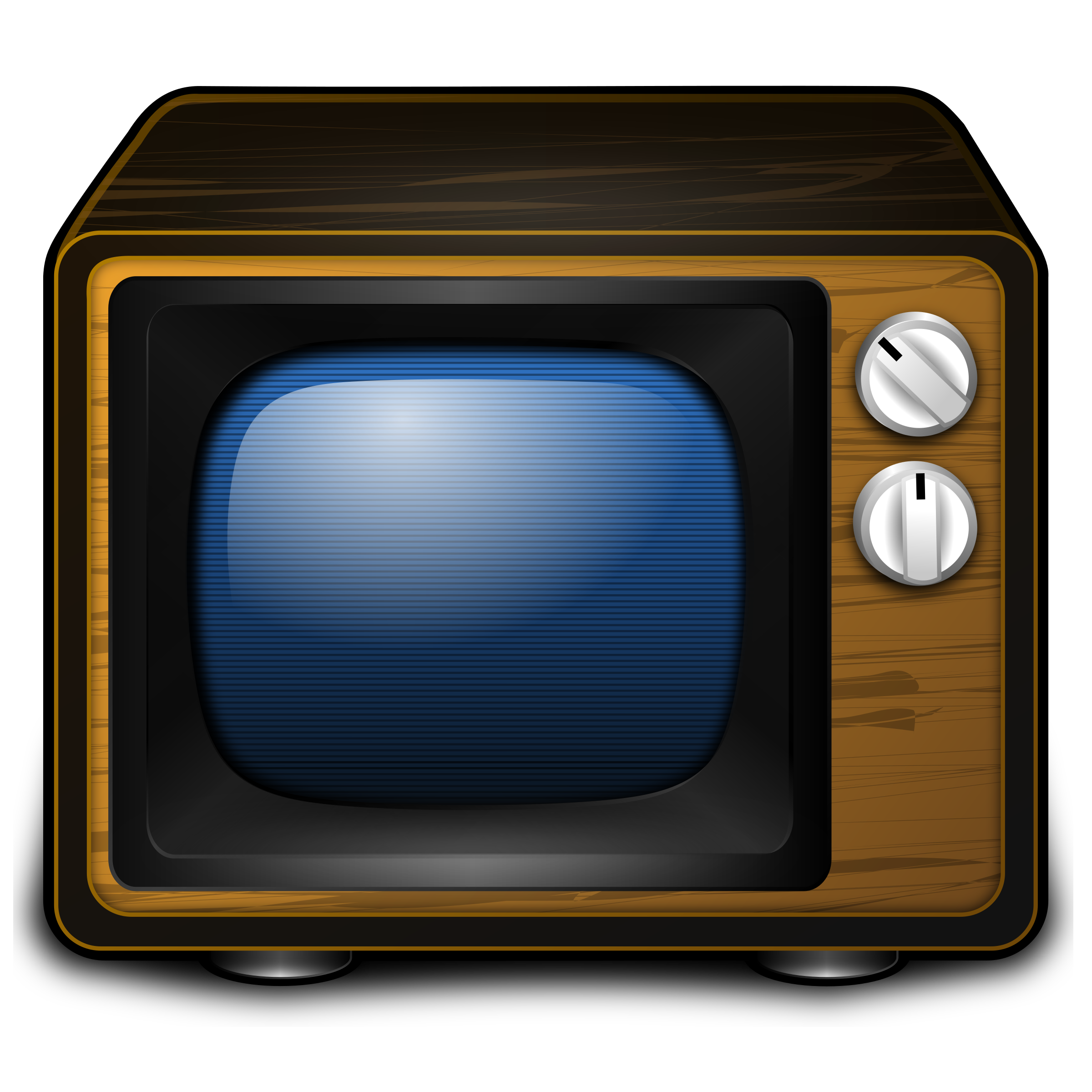 Old school clipart graphic free library Clipart - TV graphic free library