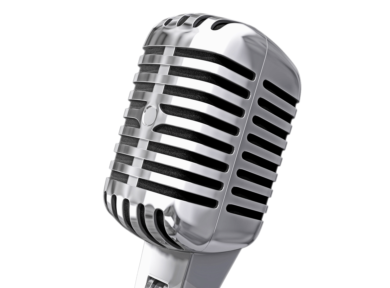 Old school microphone clipart jpg freeuse Vintage Microphone transparent PNG - StickPNG jpg freeuse