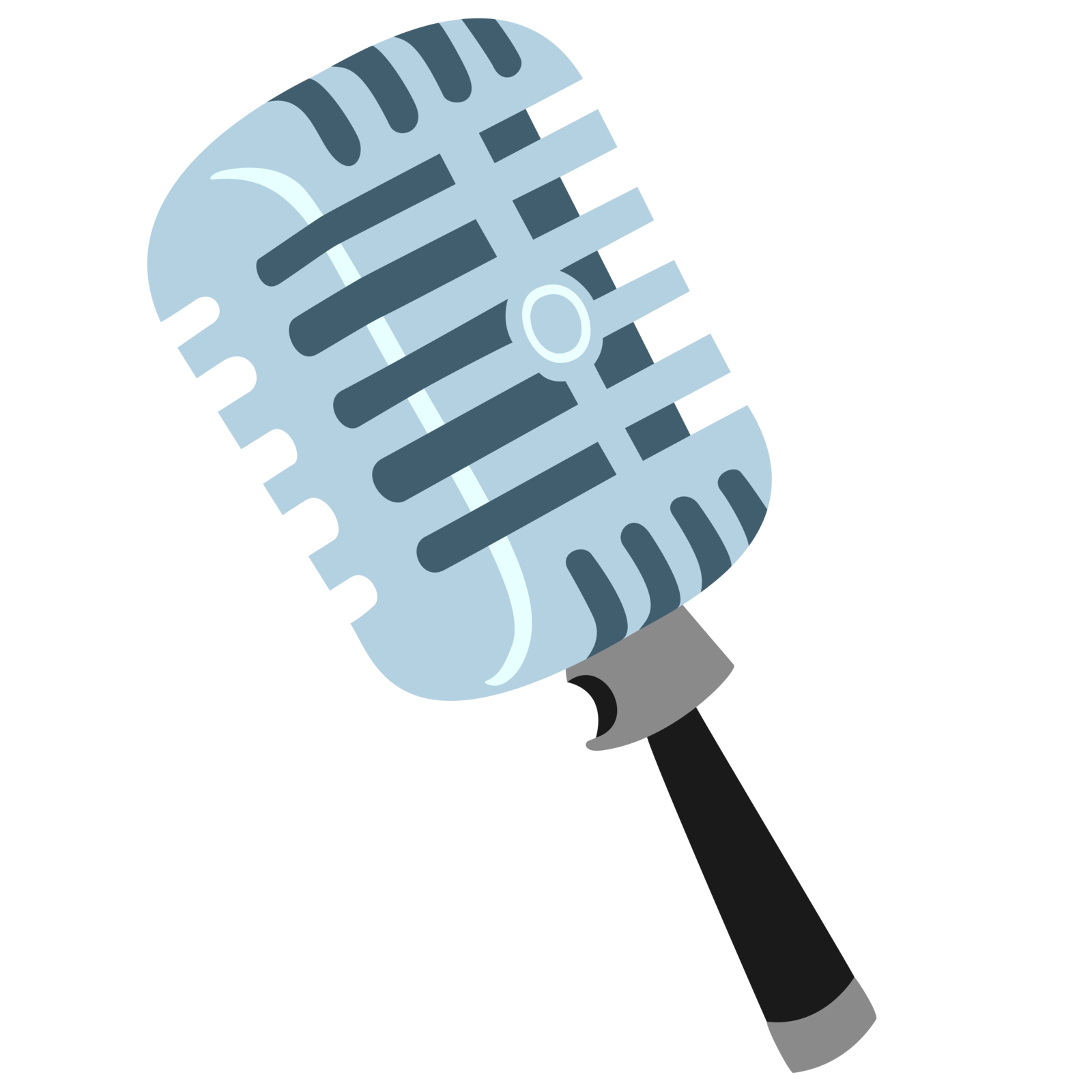 Old school microphone clipart jpg library Microphone Vector by EmbersAtDawn.deviantart.com on @deviantART ... jpg library