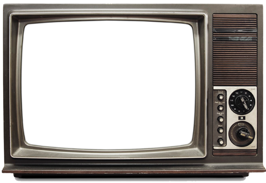 Old school tv clipart graphic transparent stock TV png images, old tv, free download graphic transparent stock
