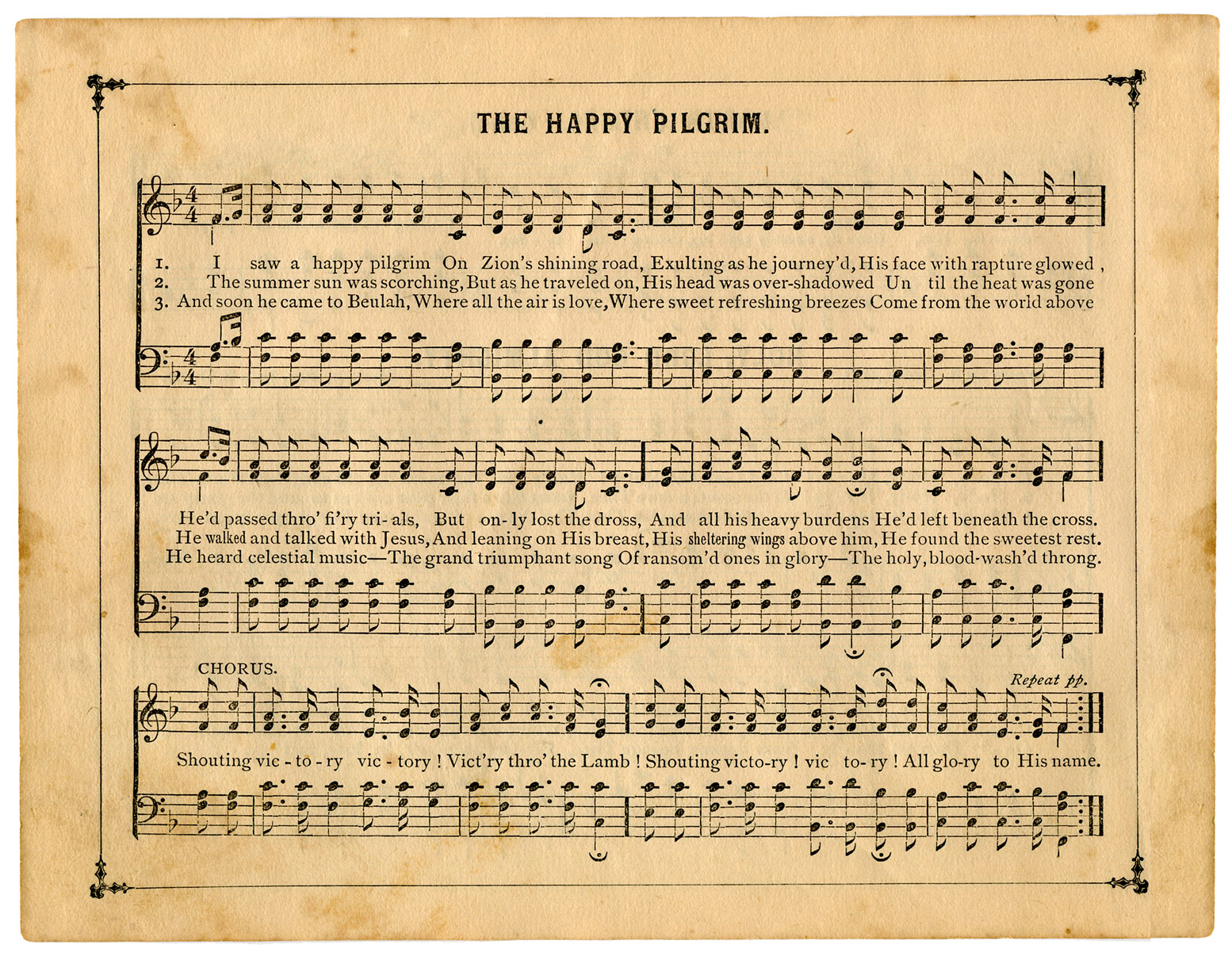 Old sheet music clipart image transparent download Old sheet music clipart - ClipartFest image transparent download
