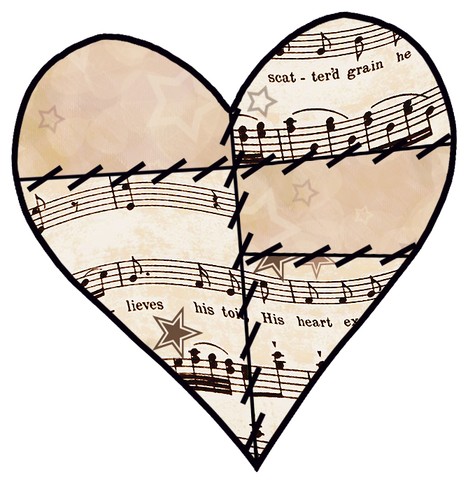 Old sheet music clipart picture free Sheet Music Clipart | Free Download Clip Art | Free Clip Art | on ... picture free