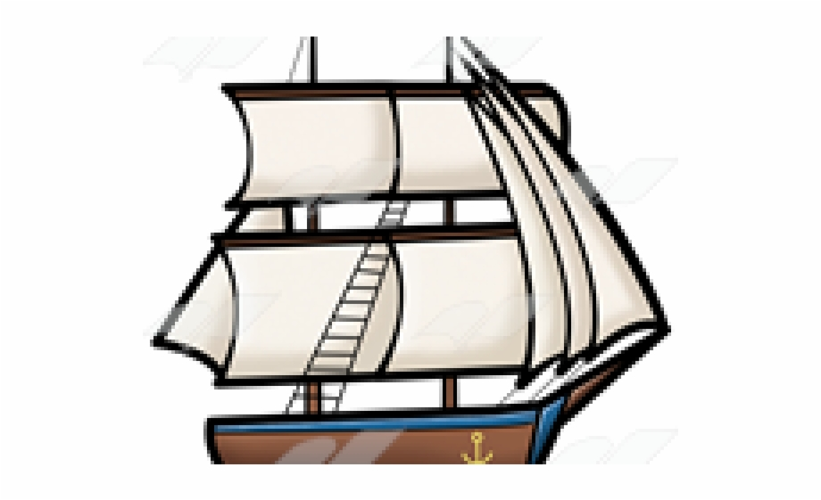Old ship clipart picture transparent Ship Clipart Old Fashioned - Old Sail Ship Clipart ... picture transparent