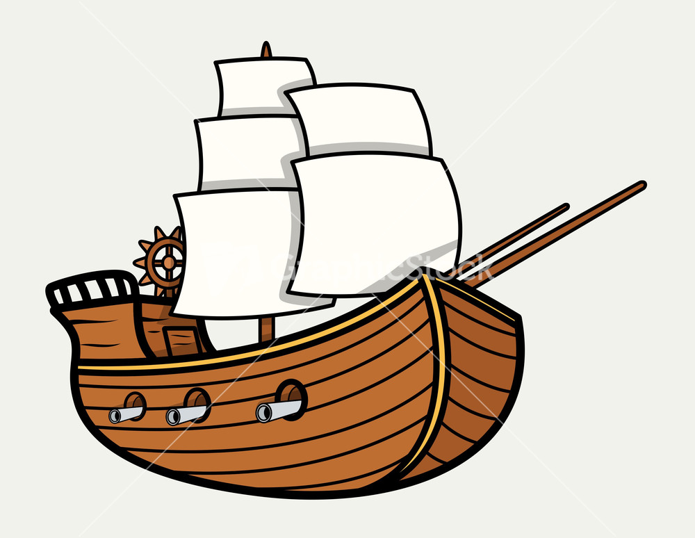 Old ship clipart vector free stock Related Keywords & Suggestions For Old Ship Cartoon - Free ... vector free stock
