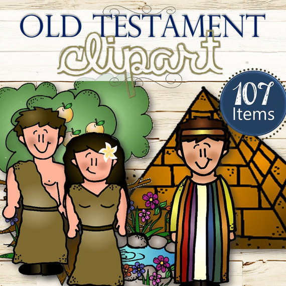 Old testament clipart clipart royalty free library Clipart for Entire Old Testament Stories - INSTANT DOWNLOAD ... clipart royalty free library