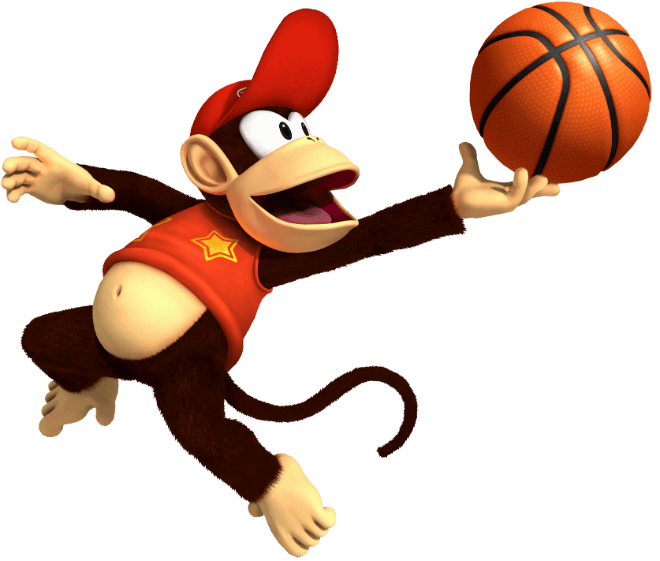 Old time basketball clipart vector library The 50 Best Video Game Characters of All Time vector library