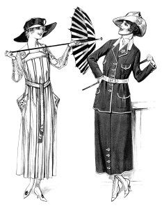 Old timey clipart clip art freeuse library wartime fashion image, vintage lady clipart, old fashioned ... clip art freeuse library