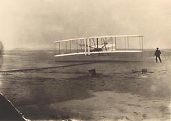 Old timey wright brothers clipart image transparent library Wright Brothers (U.S. National Park Service) image transparent library