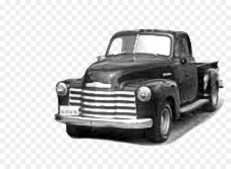 Old truck clipart picture royalty free download Classic Car Background clipart - Car, Van, Truck ... picture royalty free download