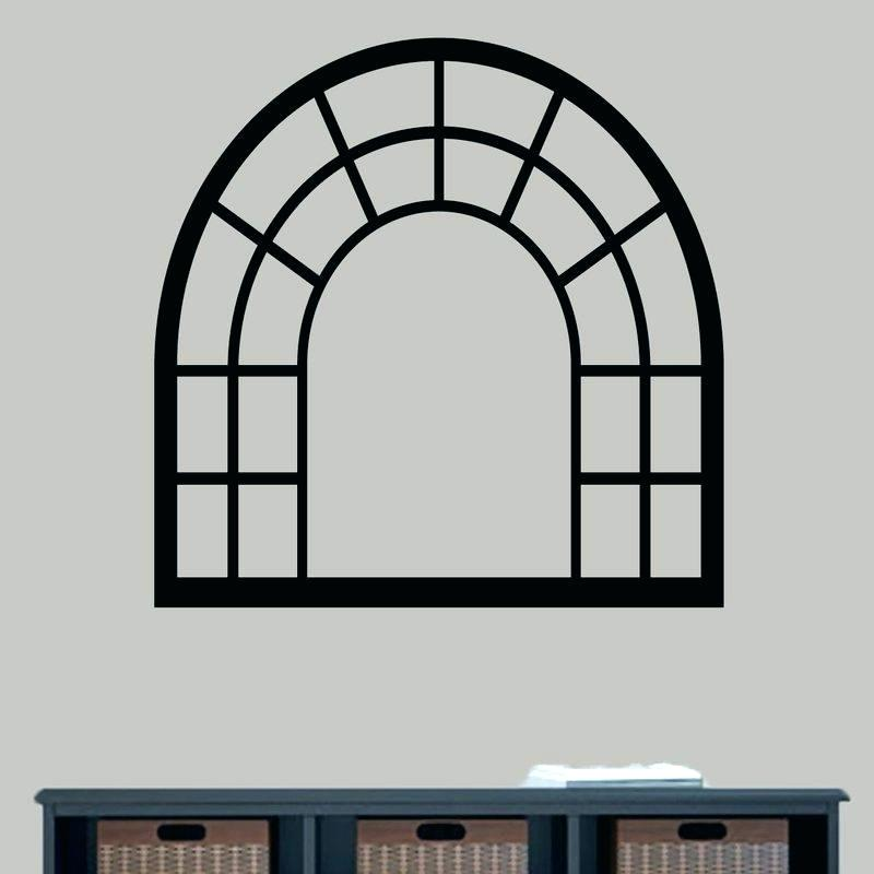 Old window frame clipart vector freeuse library old arched window frame – fortunewheels.co vector freeuse library