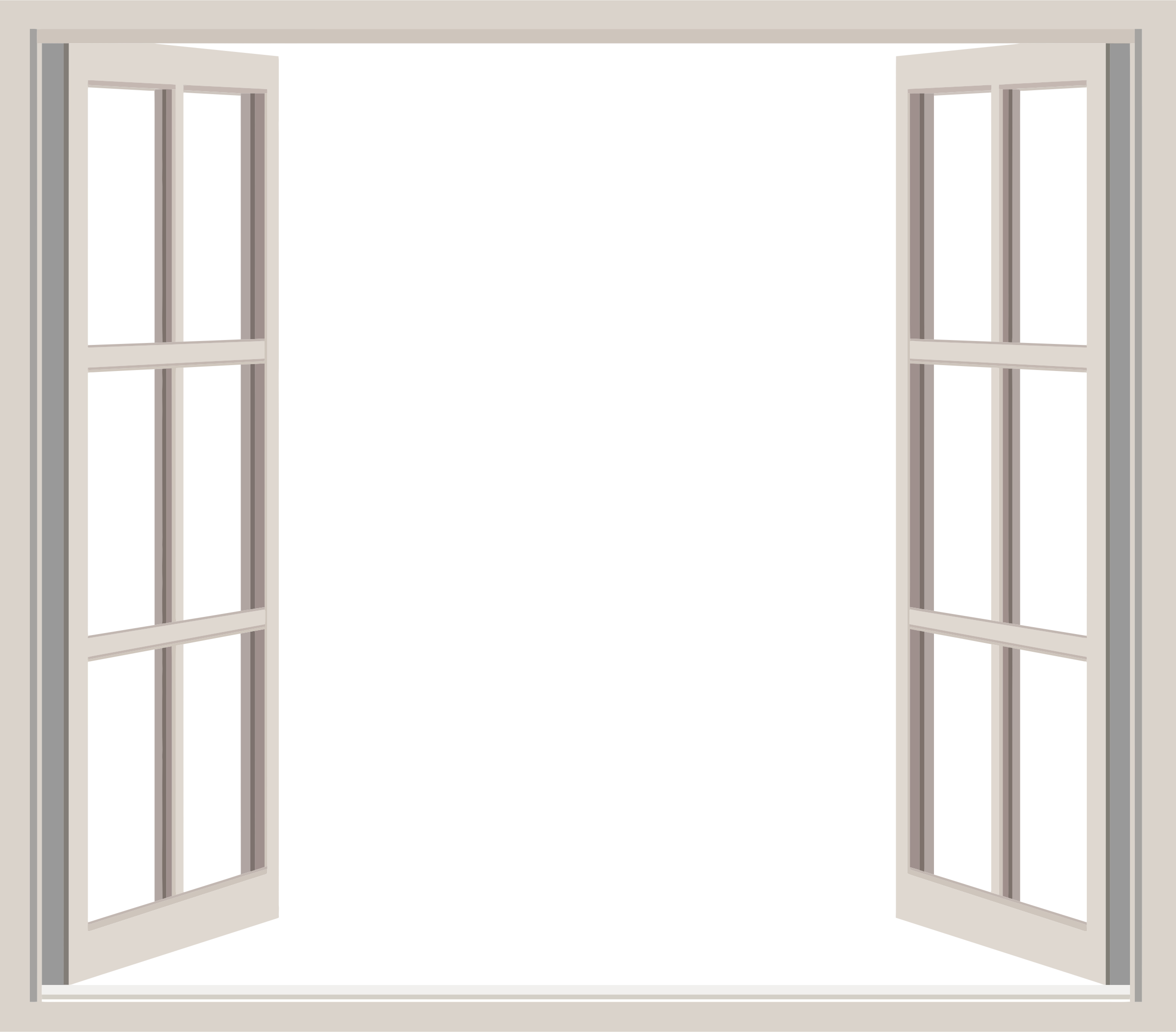 Old window frame clipart png black and white library Pin by Charudeal on objects | Window frames, Frame clipart ... png black and white library