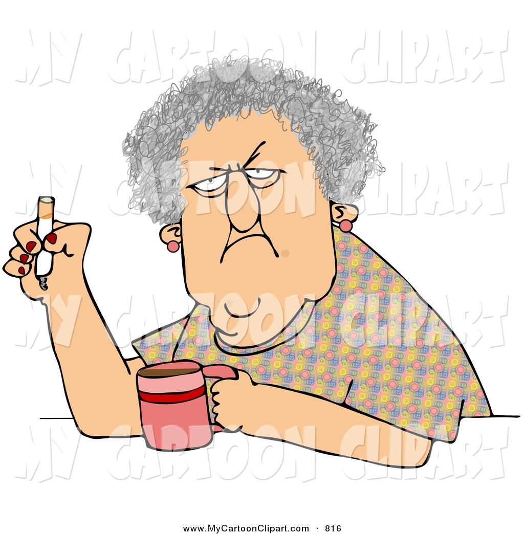 Old woman enjoying life clipart svg transparent Free Grumpy Woman Cartoon, Download Free Clip Art, Free Clip ... svg transparent