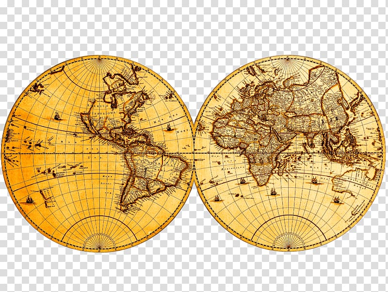 Old world clipart image free download Old World Early world maps, map exquisite graphics painting ... image free download