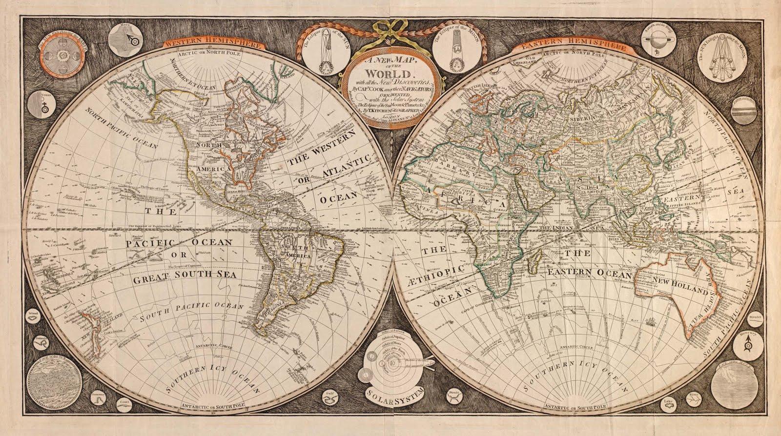 Old world clipart clip art transparent Old World Maps – Estarte.me clip art transparent