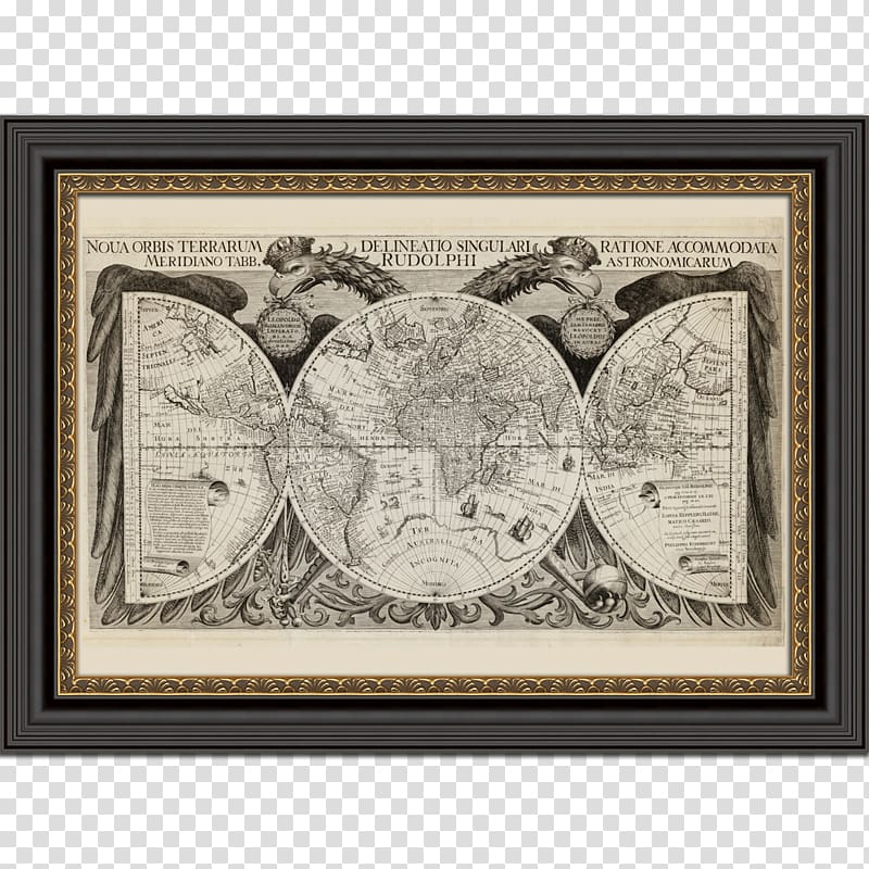 Old world clipart clip black and white stock Early world maps Old World, world map transparent background ... clip black and white stock