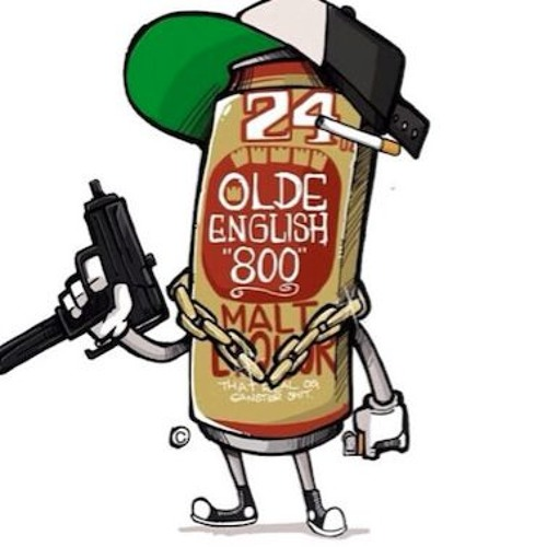 Olde english 800 clipart graphic Bommer & Crowell - Olde English by BOMMER. | Bommer | Free ... graphic