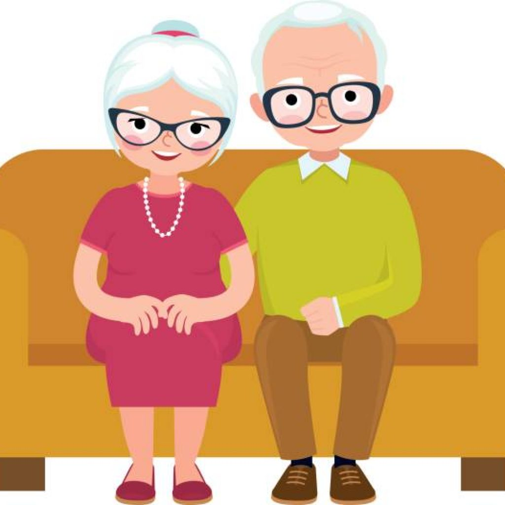 Older people clipart vector stock Old people clipart 4 » Clipart Station vector stock