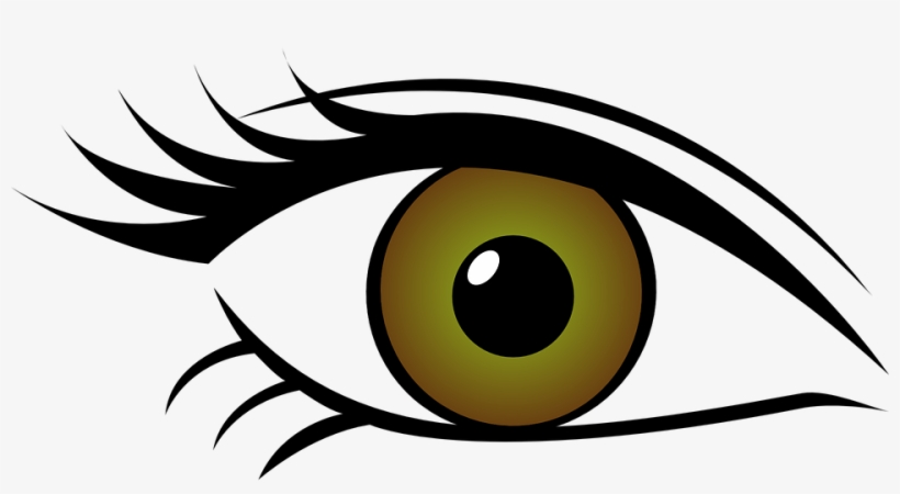 Olho clipart graphic download Eye Clipart Transparent Background - Desenho Olho De Gato ... graphic download