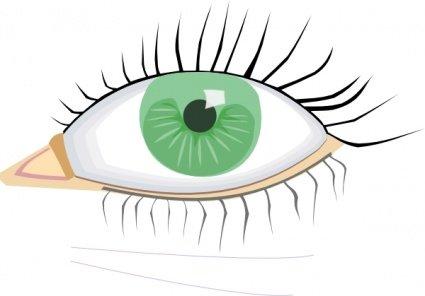 Olho clipart jpg transparent Clipart e gráficos vetoriais de Olho gratuitos - Clipart.me jpg transparent