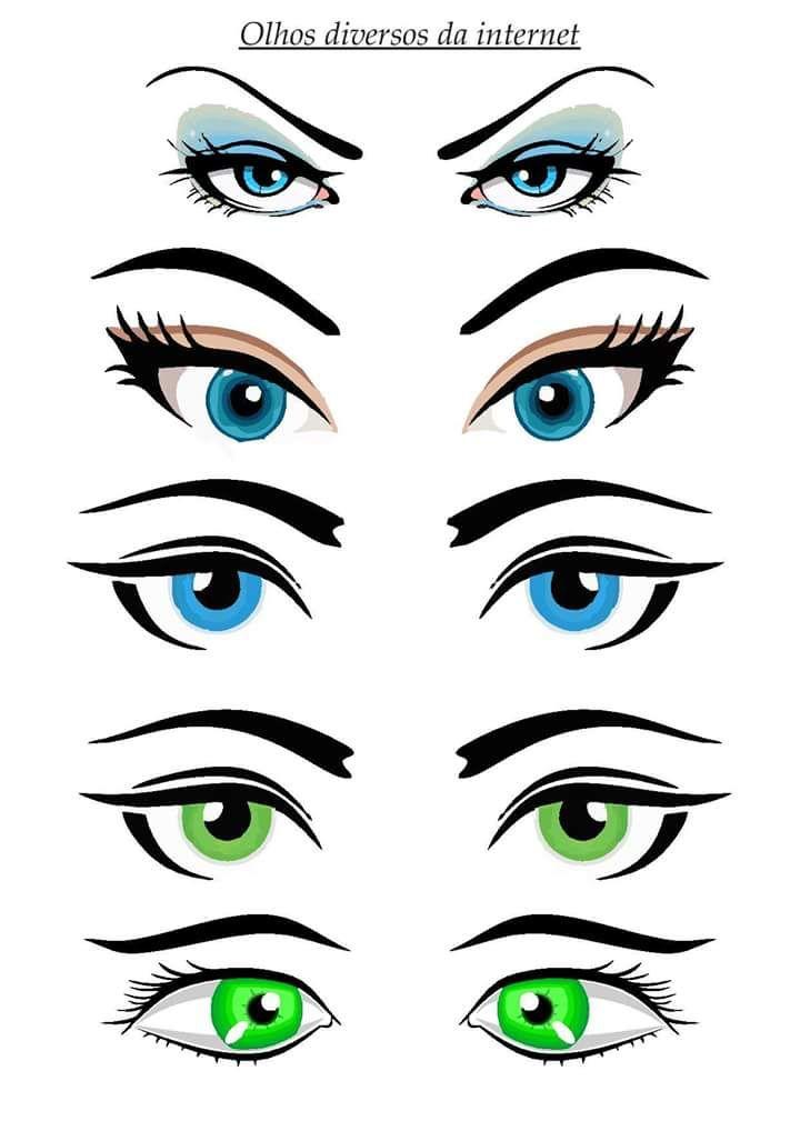 Olho clipart desenho clip art free olhos de boneca, olhos, desenho de olhos, artesanato ... clip art free