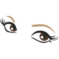 Olho clipart desenho svg library download Olhos redondos clipart images gallery for free download ... svg library download
