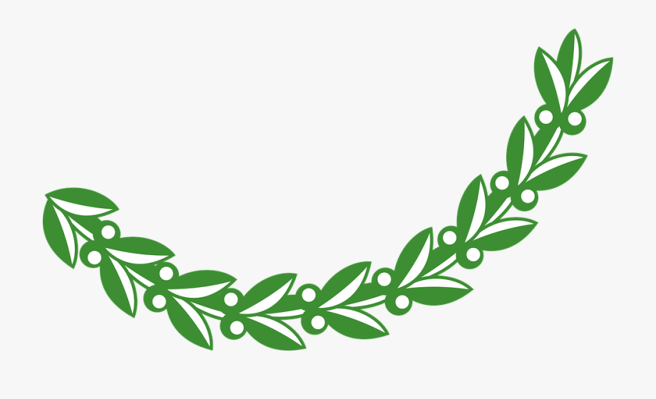 Olive branches clipart svg royalty free Olive Branch Clip Art - Olive Branch Clipart , Transparent ... svg royalty free
