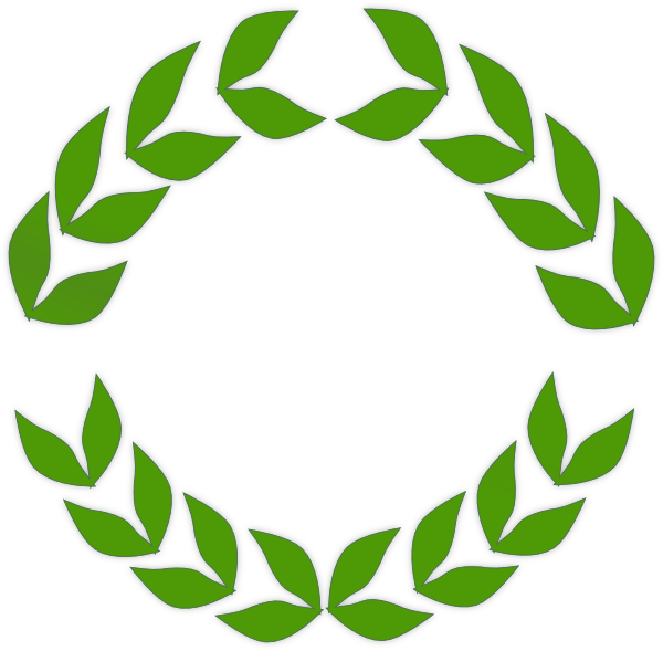 Olive crown clipart graphic transparent stock Olive Wreath Drawing at GetDrawings.com | Free for personal use ... graphic transparent stock