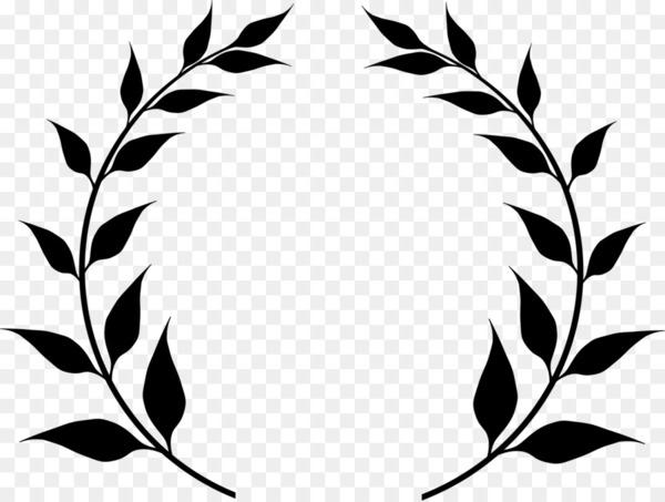 Olive leaf clipart vector freeuse Olive branch Clip art - olive leaf - Nohat vector freeuse