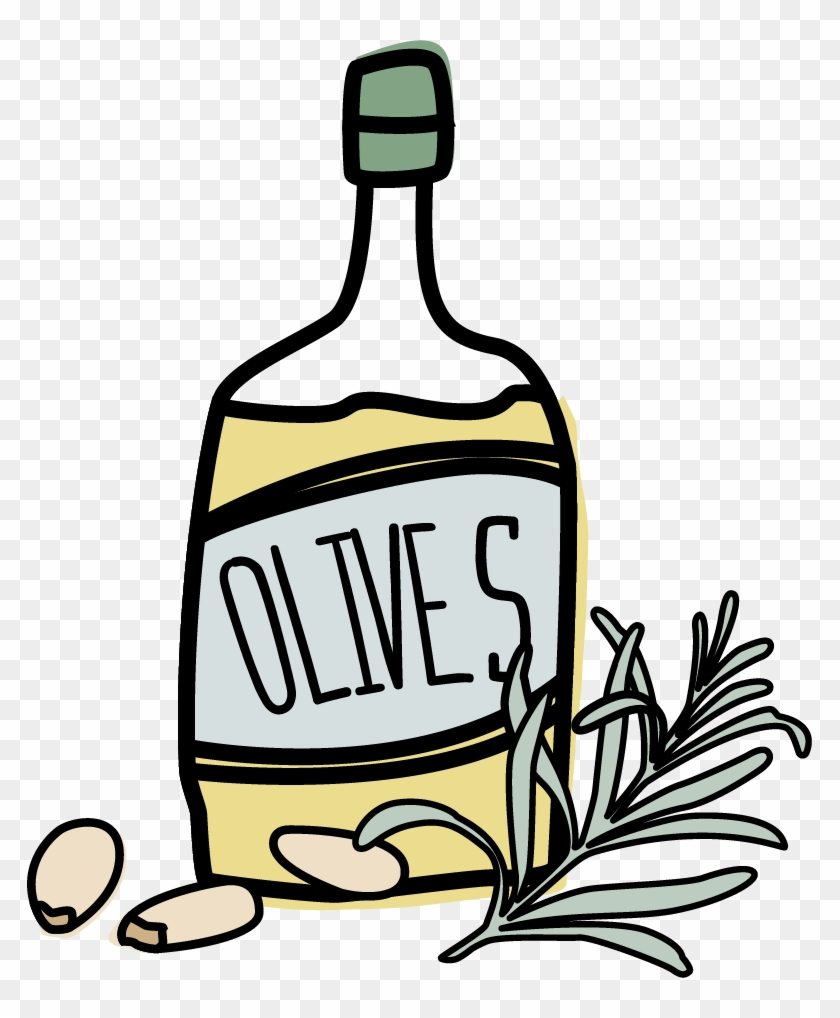 Olive oil bottle clipart banner transparent Olive Oil Clipart Transparent - Clip Art Olive Oil, HD Png ... banner transparent